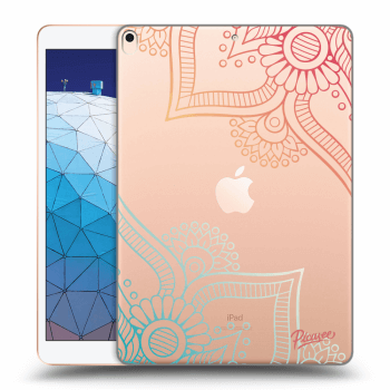Hülle für Apple iPad Air 2019 - Flowers pattern