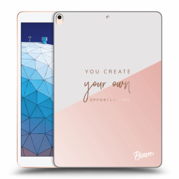 Hülle für Apple iPad Air 2019 - You create your own opportunities