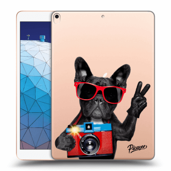 Hülle für Apple iPad Air 2019 - French Bulldog