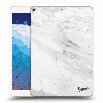 Hülle für Apple iPad Air 2019 - White marble