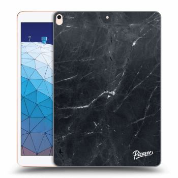 Hülle für Apple iPad Air 2019 - Black marble