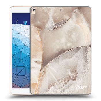 Hülle für Apple iPad Air 2019 - Cream marble