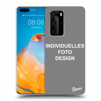 Hülle für Huawei P40 Pro - Individuelles Fotodesign