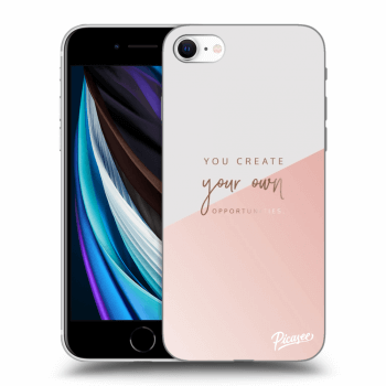 Hülle für Apple iPhone SE 2020 - You create your own opportunities
