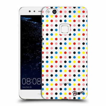 Hülle für Huawei P10 Lite - Colorful dots