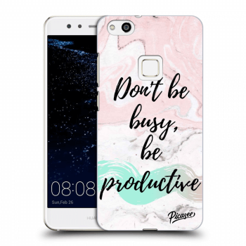 Hülle für Huawei P10 Lite - Don't be busy, be productive