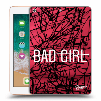 Hülle für Apple iPad 2018 (6. gen) - Bad girl