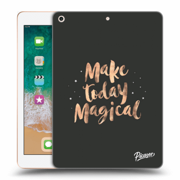 Hülle für Apple iPad 2018 (6. gen) - Make today Magical
