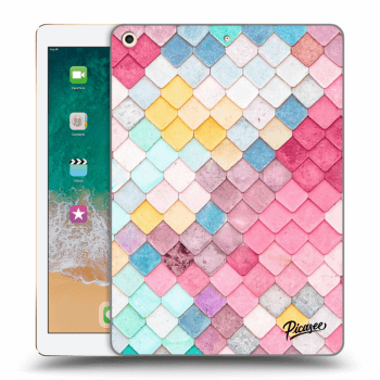 Hülle für Apple iPad 2017 (5. gen) - Colorful roof