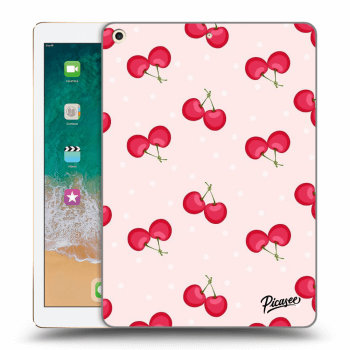 Hülle für Apple iPad 2017 (5. gen) - Cherries