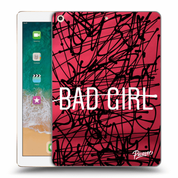 Hülle für Apple iPad 2017 (5. gen) - Bad girl