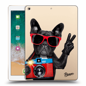 Hülle für Apple iPad 2017 (5. gen) - French Bulldog