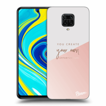 Hülle für Xiaomi Redmi Note 9 Pro - You create your own opportunities