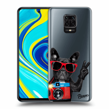 Hülle für Xiaomi Redmi Note 9 Pro - French Bulldog