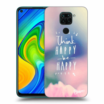 Hülle für Xiaomi Redmi Note 9 - Think happy be happy