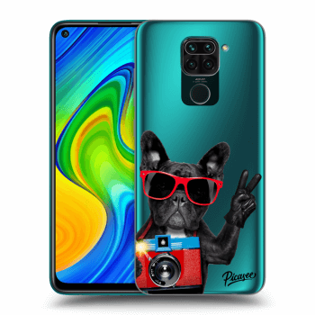 Hülle für Xiaomi Redmi Note 9 - French Bulldog