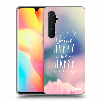 Hülle für Xiaomi Mi Note 10 Lite - Think happy be happy