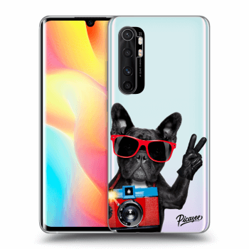 Hülle für Xiaomi Mi Note 10 Lite - French Bulldog