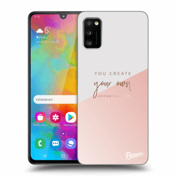 Hülle für Samsung Galaxy A41 A415F - You create your own opportunities