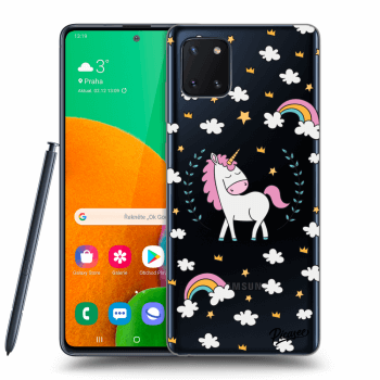 Hülle für Samsung Galaxy Note10 Lite N770F - Unicorn star heaven