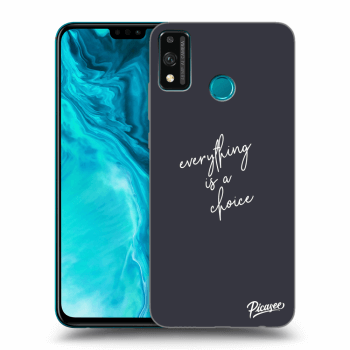 Hülle für Honor 9X Lite - Everything is a choice