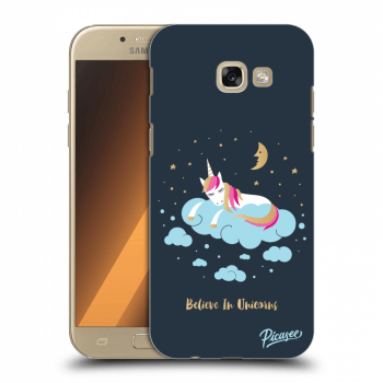 Hülle für Samsung Galaxy A5 2017 A520F - Believe In Unicorns