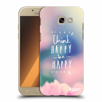 Hülle für Samsung Galaxy A5 2017 A520F - Think happy be happy