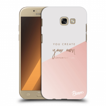 Hülle für Samsung Galaxy A5 2017 A520F - You create your own opportunities