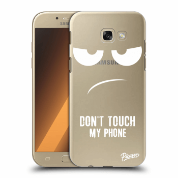 Hülle für Samsung Galaxy A5 2017 A520F - Don't Touch My Phone