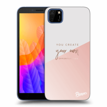 Hülle für Huawei Y5P - You create your own opportunities