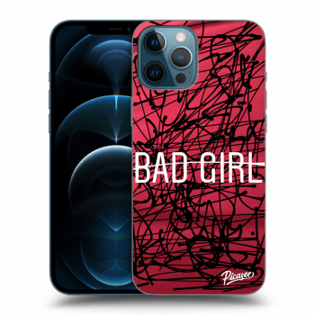 Hülle für Apple iPhone 12 Pro Max - Bad girl