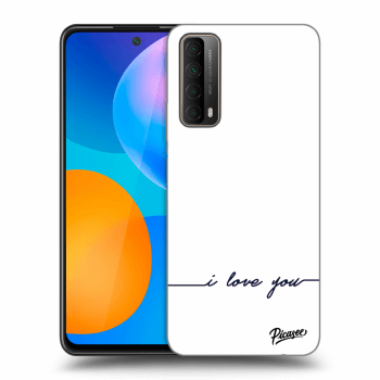 Hülle für Huawei P Smart 2021 - I love you