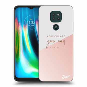Hülle für Motorola Moto G9 Play - You create your own opportunities