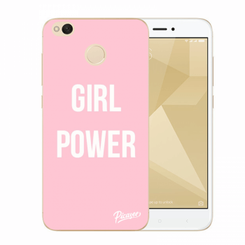 Hülle für Xiaomi Redmi 4X Global - Girl power
