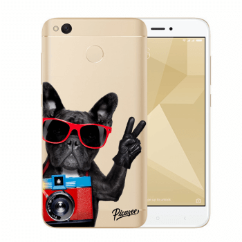 Hülle für Xiaomi Redmi 4X Global - French Bulldog
