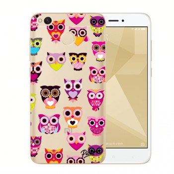 Hülle für Xiaomi Redmi 4X Global - Owls