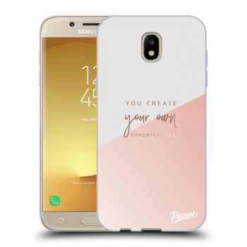 Hülle für Samsung Galaxy J5 2017 J530F - You create your own opportunities