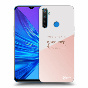 Hülle für Realme 5 - You create your own opportunities