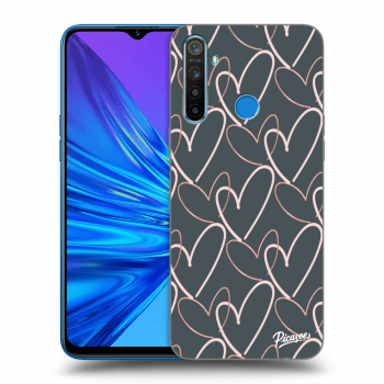 Hülle für Realme 5 - Lots of love