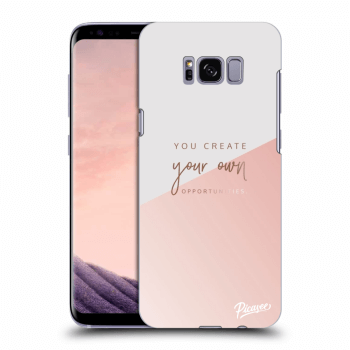 Hülle für Samsung Galaxy S8+ G955F - You create your own opportunities