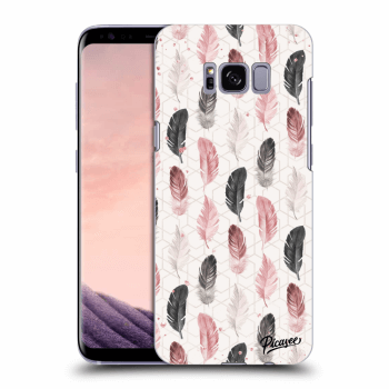 Hülle für Samsung Galaxy S8+ G955F - Feather 2