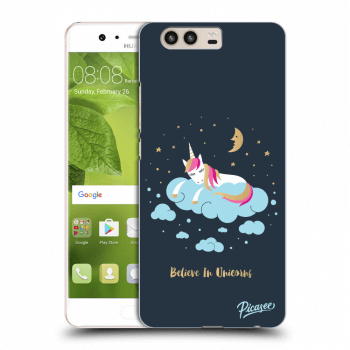 Hülle für Huawei P10 - Believe In Unicorns