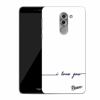 Hülle für Honor 6X - I love you
