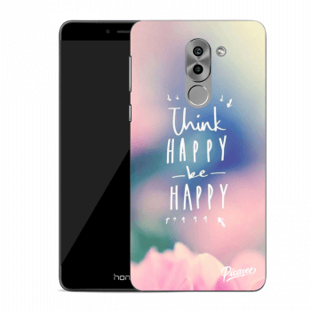 Hülle für Honor 6X - Think happy be happy