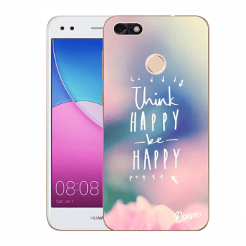 Hülle für Huawei P9 Lite Mini - Think happy be happy