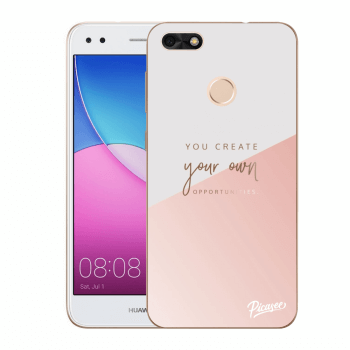 Hülle für Huawei P9 Lite Mini - You create your own opportunities