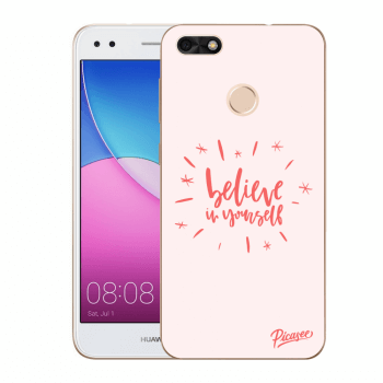 Hülle für Huawei P9 Lite Mini - Believe in yourself