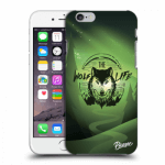 Picasee Apple iPhone 6/6S Hülle - Transparenter Kunststoff - Wolf life