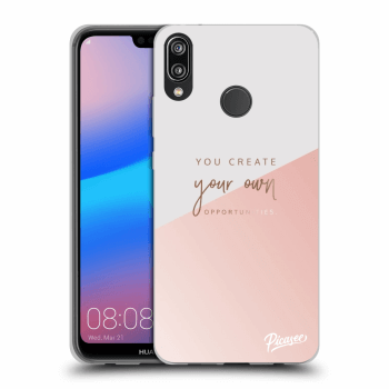 Hülle für Huawei P20 Lite - You create your own opportunities