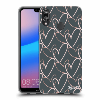 Hülle für Huawei P20 Lite - Lots of love